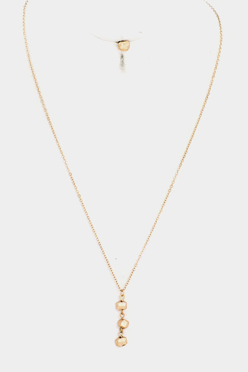 loading heart is elegant image gold necklace chain dainty shaped itm s stone simple pendant
