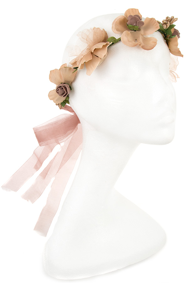 Flower Accent Headband Pack