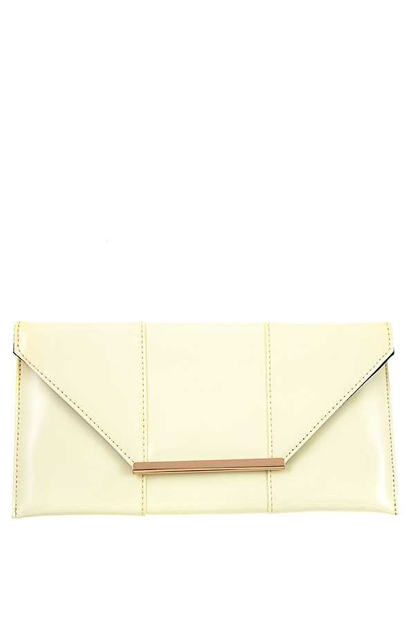 FLAT ENVELOPE CLUTCH BAG
