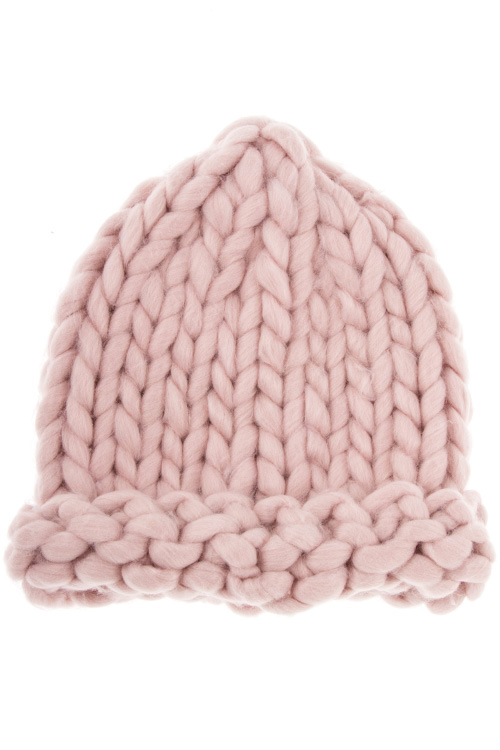 Chunky Soft Knitted Beanie