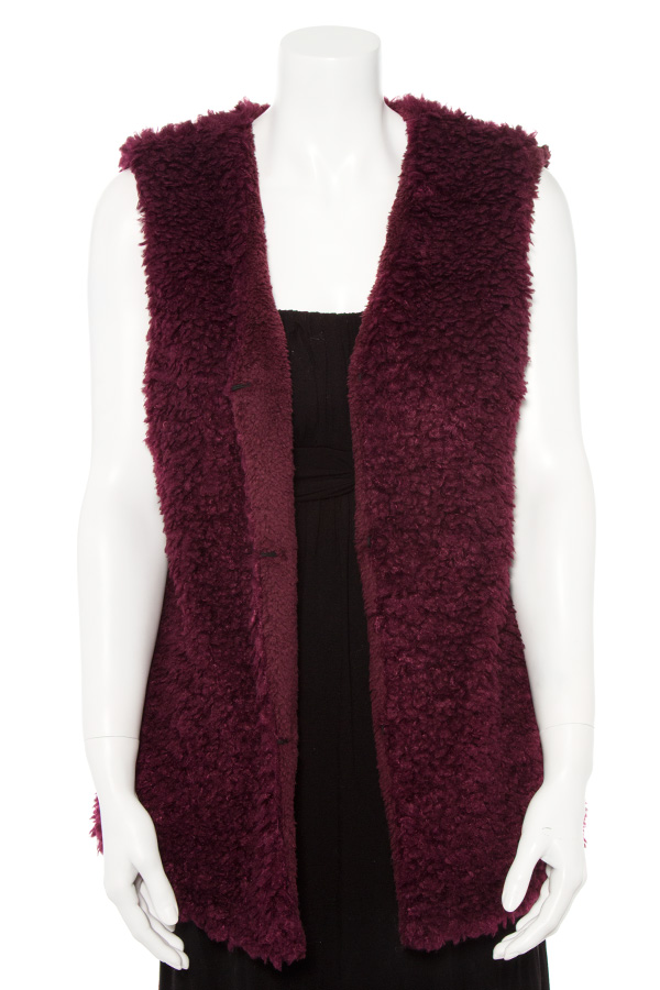 COMFY POCKET OPEN FRONT VEST