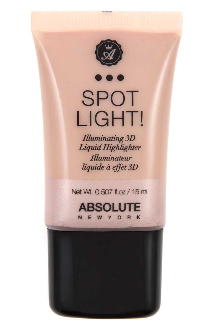 Illuminating 3D Liquid Highlighter