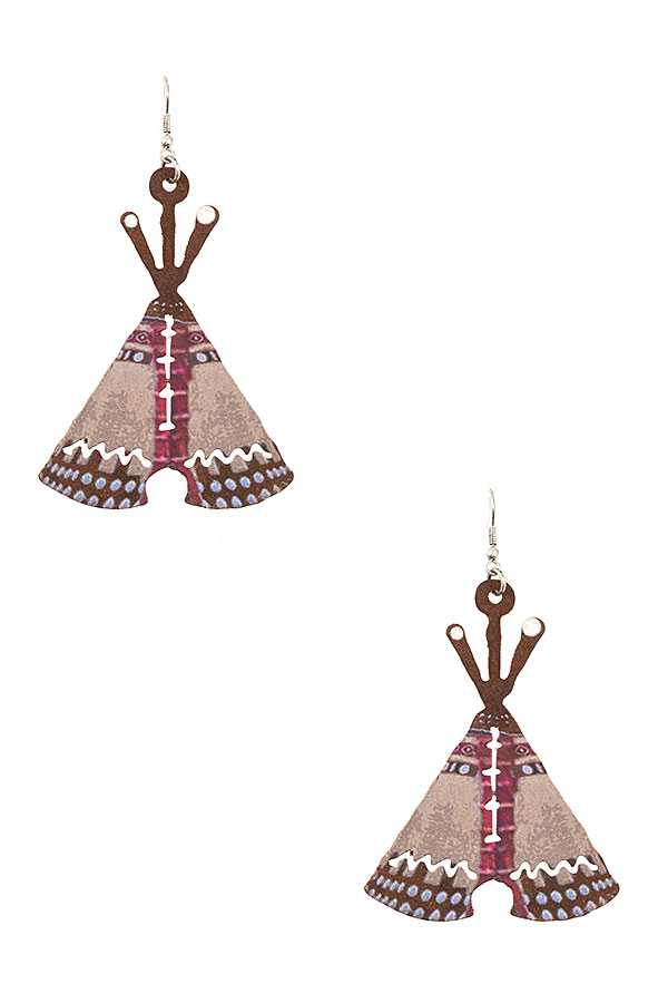 TIPI ACCENT DANGLE EARRING