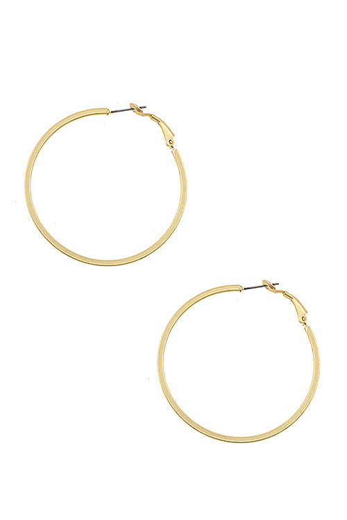 Fashion Hoop Earring